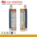 High durability vinyl double components quick set adhesive flexible epoxy potting resin
