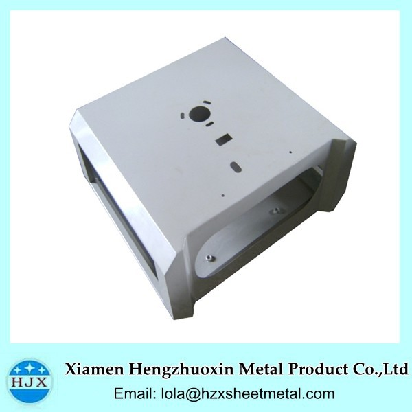 Professional sheet metal fabrication metal enclosure for electronics