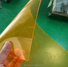 0.175mm thick polycarbonate film for printing material