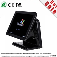 Top Manufacture 15 inch wifi gprs pos terminal all in one touch screen pos