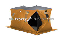 8 person 600D heavy duty pop up quick open ice fishing shelter