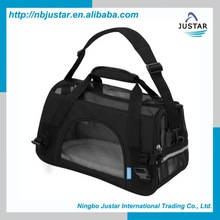 Airline Approved Pet Carrier Cages Products Soft Side Portable Travel Pet Bag Dog Carrier
