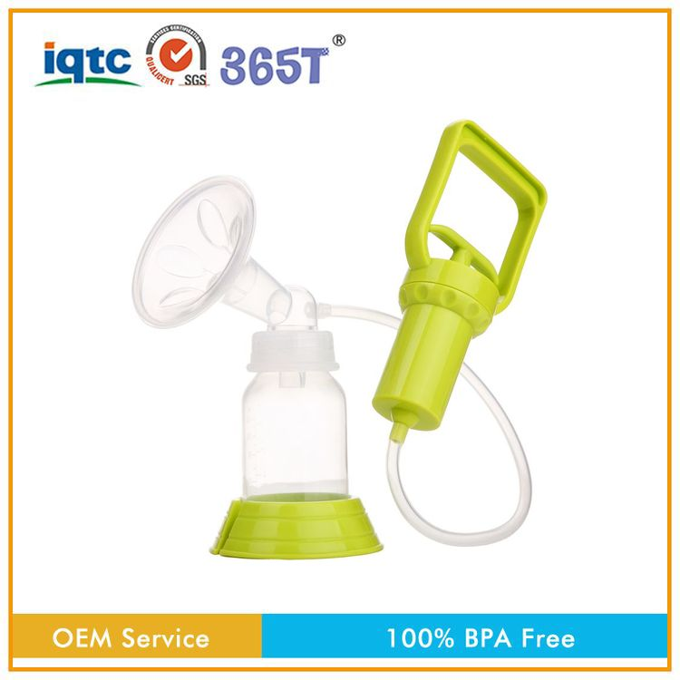 promotion personalized food grade manual ball breast pump