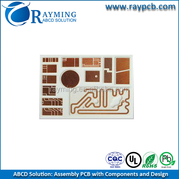 Cheap Ceramic PCB Prototype Factory