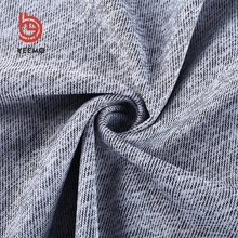 100 polyester twill loop pile knit brushed terry loops fabric