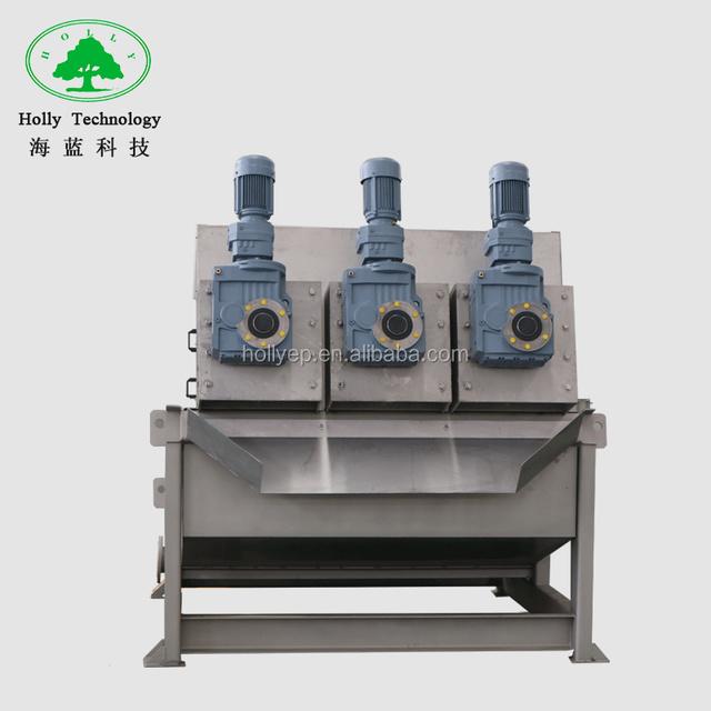 low power consumption screw press design calculations