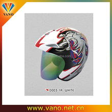 Chinese motorcycle helmet stickers motorcycle helmet for sale