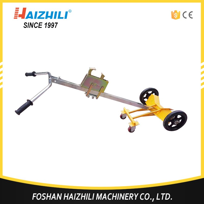 450kg oil drum lifter/hand truck/hand operated forklift