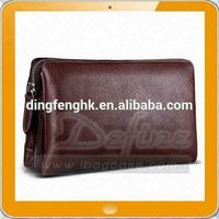 High quality PU leather wallet case