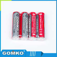 AA Size r6 800mAh Carbon Zinc Dry Battery
