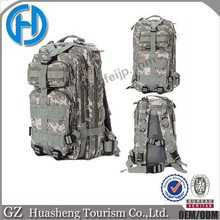 Wholesale 600d tactical assault camping 3p backpack