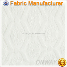 new fashion 100% polyester woven water fall floral jacquard fabric grosse jacquard