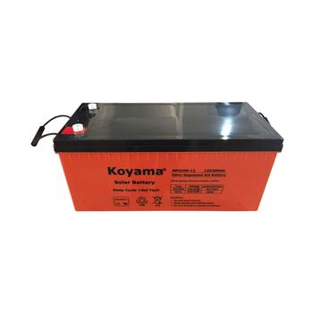 12V 200Ah Lead Acid Deep Cycle Gel Battery For Solar System