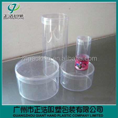 pet plastic transparent tube pet plastic transparent tube
