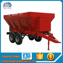 Agricultural machine Manure spreader chicken cow fertilizer spreader