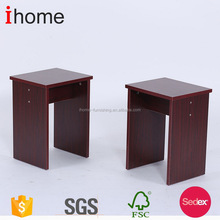 Attractive design elaborate low crystal stools