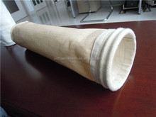 High quality cement dust reverse air filter bag