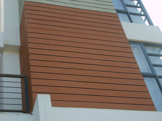 Exterior wood effect wholesale fiber cement board siding for Fire resistant house siding material hardboard