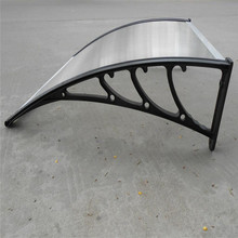 Factory wholesale Euro-design polycarbonate cheap used awnings for sale