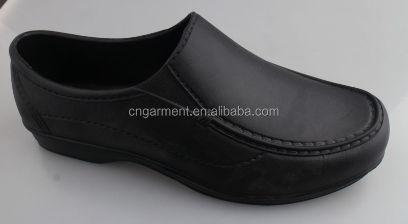 Men's plastic casual shoes eva plastic footwear shoes