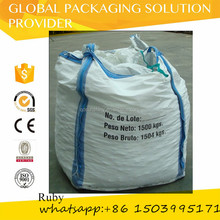 Direct supplier of 1 ton 1.5 ton packaging bag 2 ton cheap recycling 1 ton jumbo bag