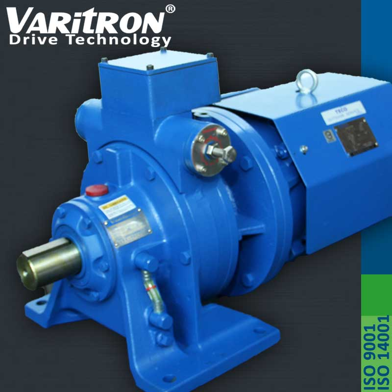 Varitron Cycloidal Gear Speed Reducer - cyclo Sumitomo Type Water Purification Plant