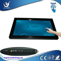 2013 New Design Support Customizing 17 Inch LCD Touchscreen All In One PC Aluminum Enclosure Panel PC Touchscreen