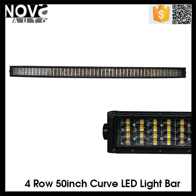 Large Capacity Curved 50 Inch Off Road Light Bar LED China