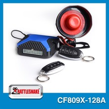 New best selling mute alarm wireless voice car alarm system