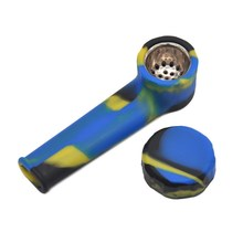 Silicone Pipe for Smoking