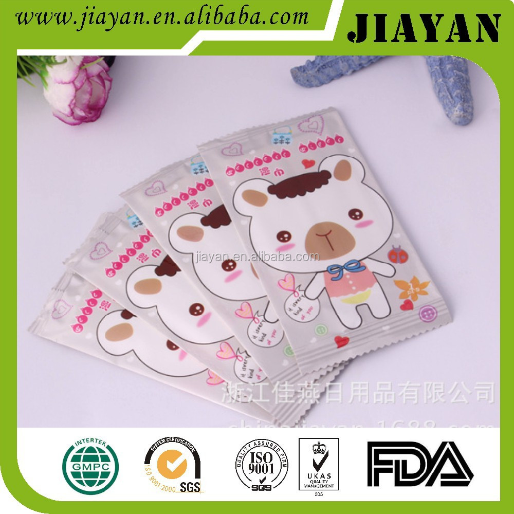 High Quality Baby Wipe Wet Tissue for hand and mouth use