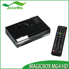 MAGICBOX MG4 HD as sam as 800se SR4 with Triple tuner DVB-S(S2)/C/T support YouTobe Player HBBTV+300Mbps WIFI Linux OS