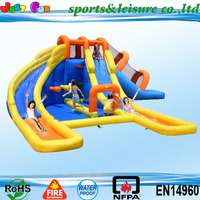 giant inflatable water slides for sale,excellent inflatable game for summer