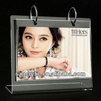 acrylic moving picture frame