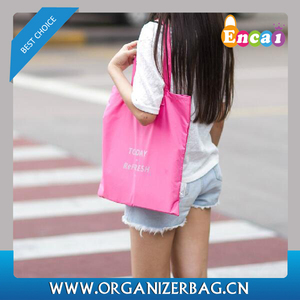 Encai Fashion Rain-proof Shopping Bag Colorful Durable Shopping Bag