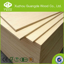 30mm formaldehyde free standards interior wood paneling plywood