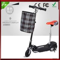 2014 High Quality 250W 24V Kids electric Scooter with CE