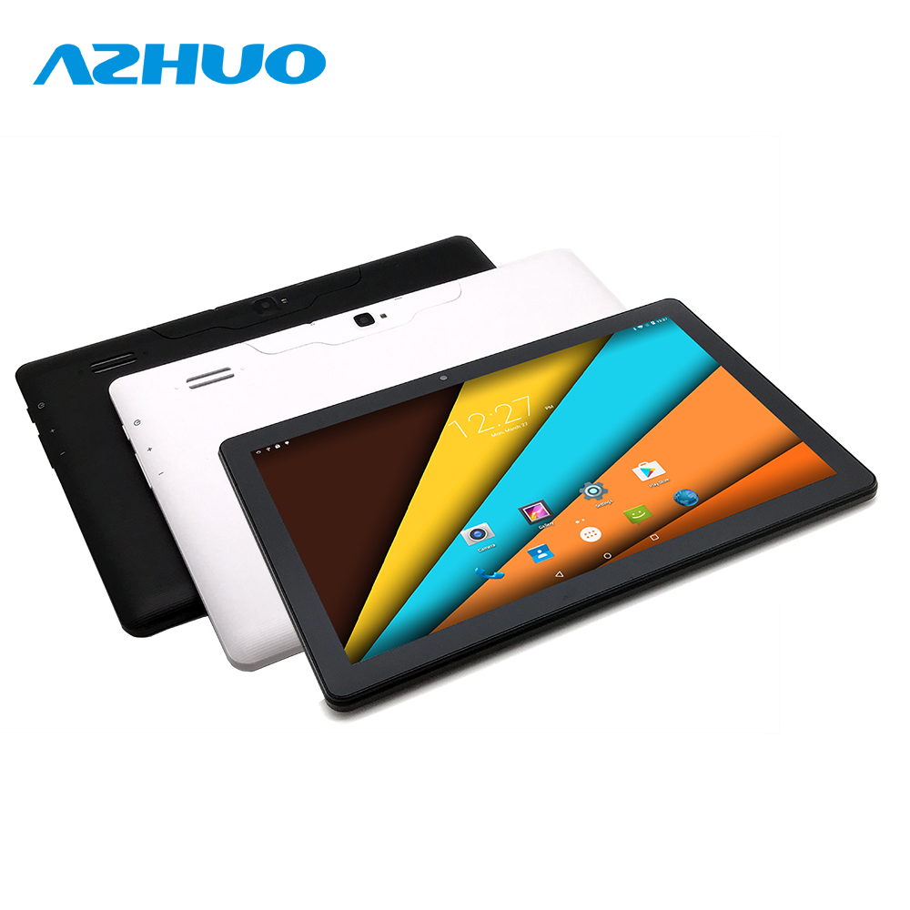 10.1 Inch IPS MTK8321 Quad Core Android 5.1 3G SIM Card Slot GPS Wifi Tablet PC