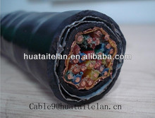 Top sale in Canada! Q/HHD05 ZR-DJYP3V 300/750V PE Insulated aluminum tape screen fire resistant PVC sheathed Computer Cable