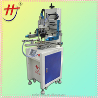 hengjin automatic cylindrical screen printing machine for raw materials for paper cups(HS-260R)D