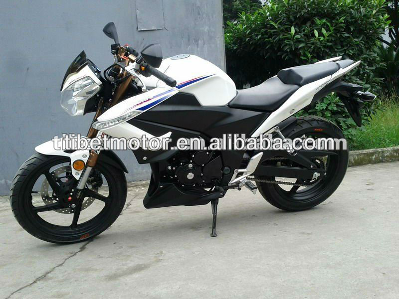 Popular wholesale water-cooling racing motorcycle on promotion ZF250