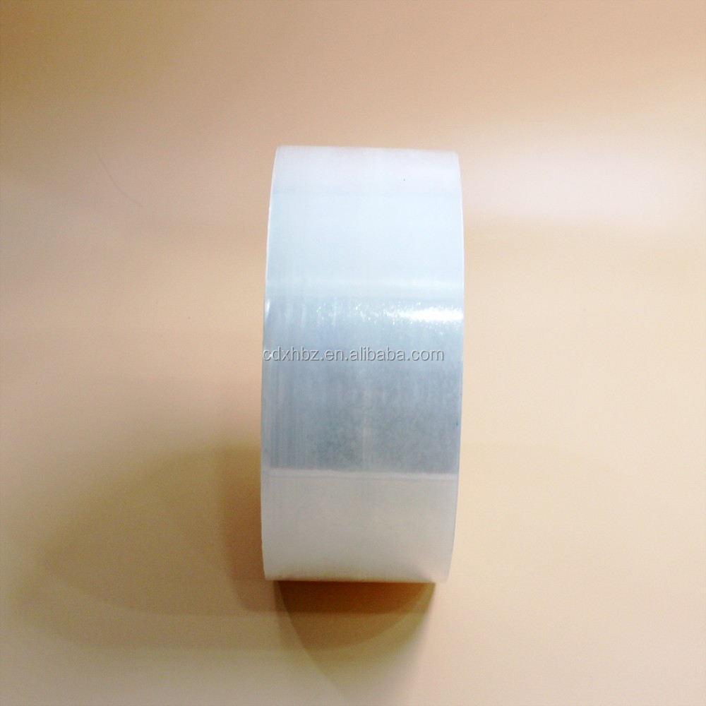 Xinhe high transparent plastic roll foil