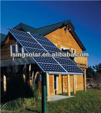 Singfo High effeciency off-grid/ 5kw grid tie solar system