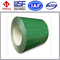 High quality color coated Galvanized Steel Coils PPGI roofing sheets