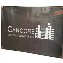 Dye Sublimation Printing Fabric Construction Mesh Fabric Banner