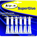 AIYON one drop quick instant adhesive super glue for housework