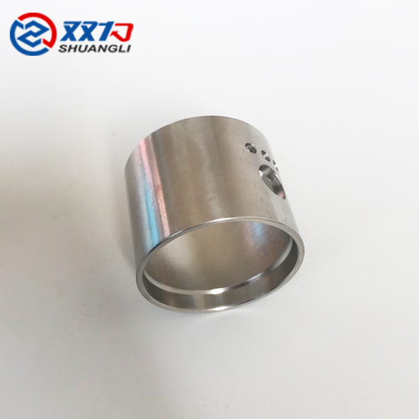 Customized Services cnc Titanium