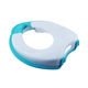 CE approved 2019 NEW Arrival blue color PP+TPR Material kids potty trainer baby toilet seat