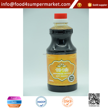 Japanese gluten free superior light soy sauce for sushi