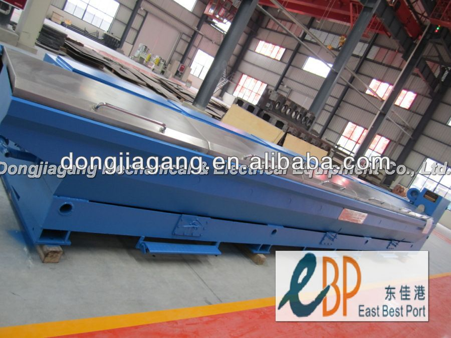 Aluminum Rod Breakdown Machine or Aluminum Wire Drawing Machine